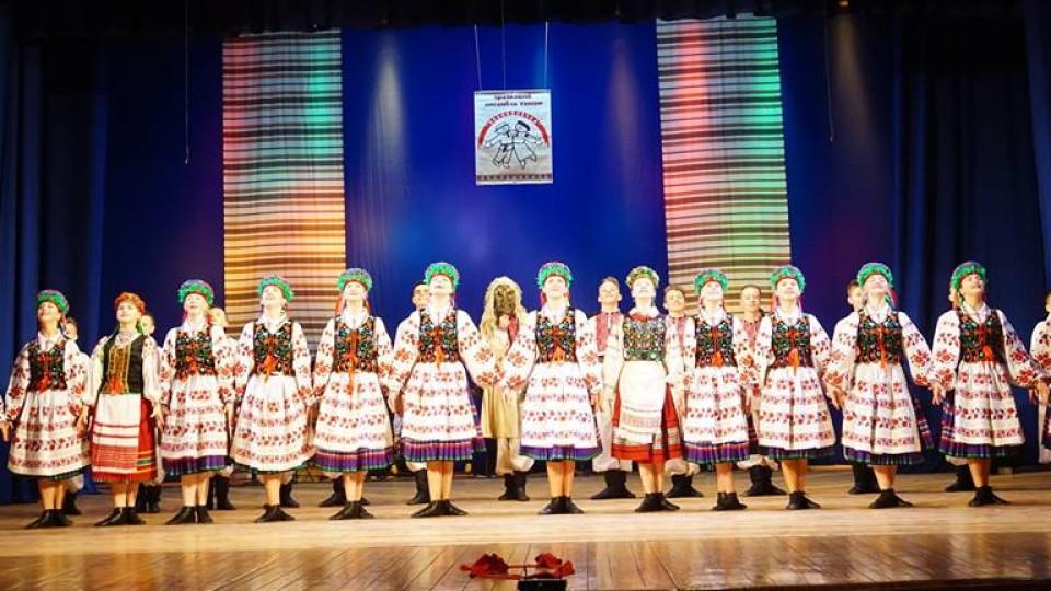 З піснями і танцями: як у Луцьку звітувала «Волиняночка». ФОТОРЕПОРТАЖ