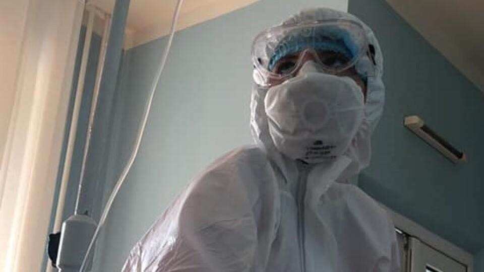 Чоловіки, яких на Волині госпіталізували з підозрою на коронавірус, хотіли втекти з лікарні