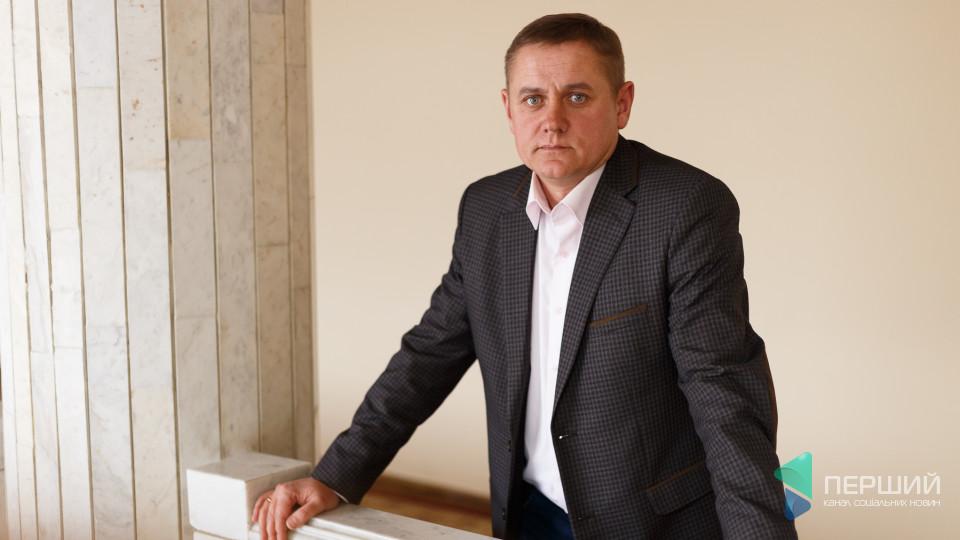 Депутат в темі – Юрій Поліщук: «Школу треба перебудувати так, щоб дитині хотілося туди йти»