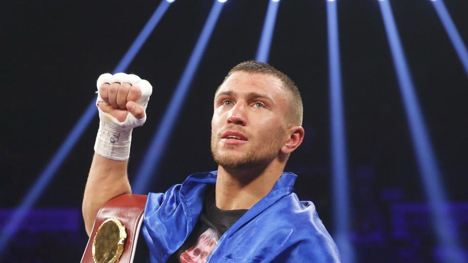 Ломаченко - Педраса: скільки за бій заробив український боксер. ВІДЕО