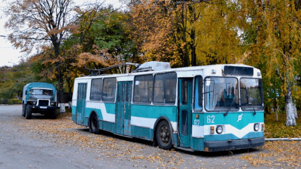 «Музею з нього не зробиш», - директор луцького депо про найстаріший тролейбус
