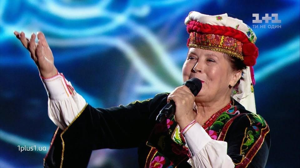 68-річна учасниця «Голосу» з Волині розповіла, як її вмовляли взяти участь у шоу. ВІДЕО