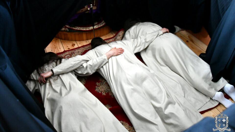Як стають монахинями. Нас ці фото вразили