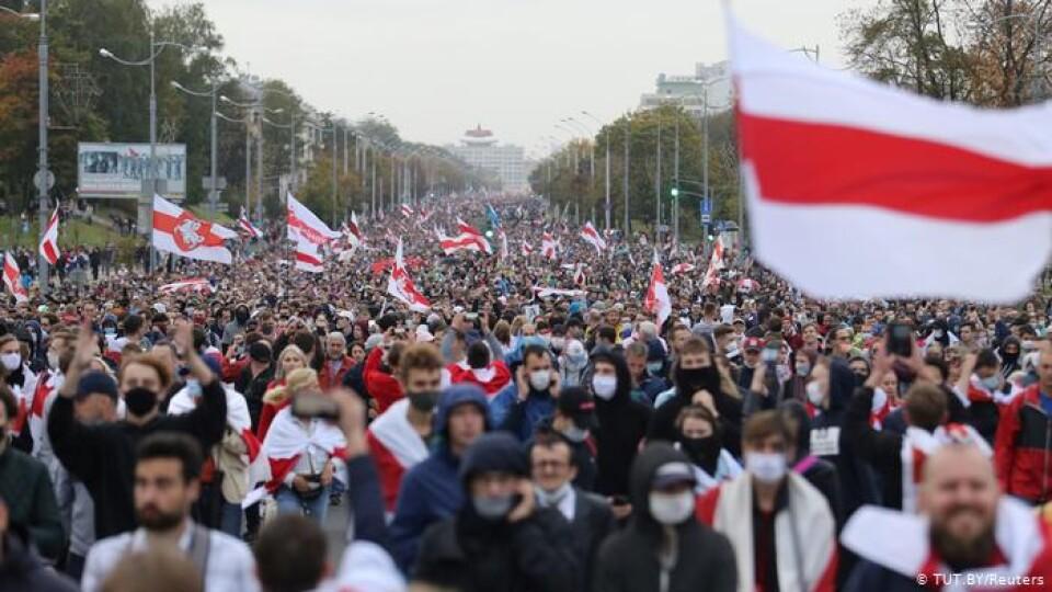У Білорусі очікуються нові акції протесту