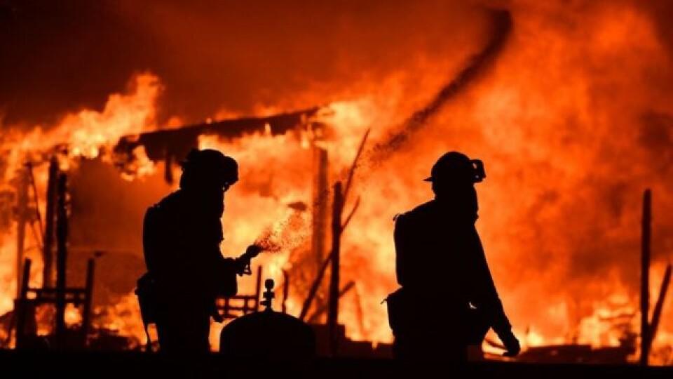 На Волині у пожежі загинуло двоє людей