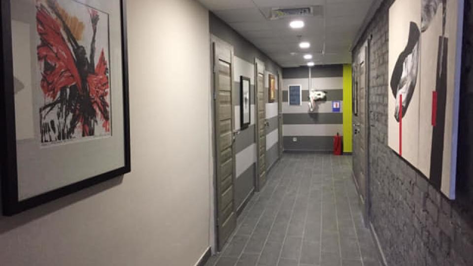 У Луцьку відкрили арт-хостел. ФОТО