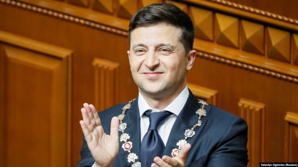 У Зеленського назвали 20 здобутків за місяць на посту президента