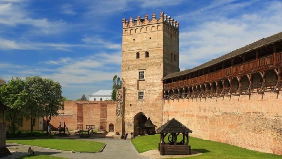 У проєкт «Велика реставрація» Луцький замок цьогоріч не потрапив