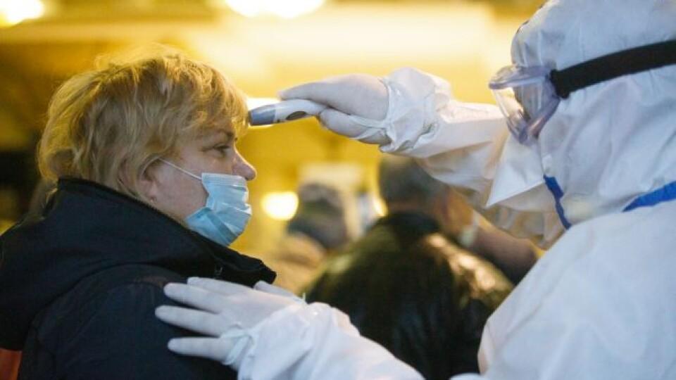 В Україні вже 6125 «офіційних» хворих на коронавірус. На Волині – 174