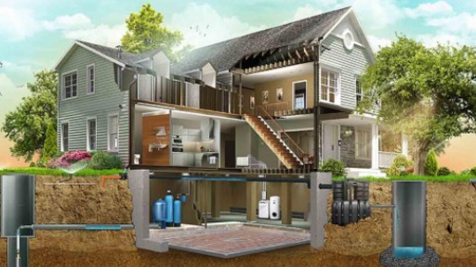 Будуємо будинок. Чи так уже й легко підвести воду, газ та світло