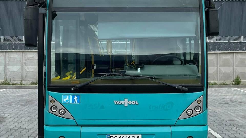 У Луцьку будуть курсувати нові автобуси. Фото
