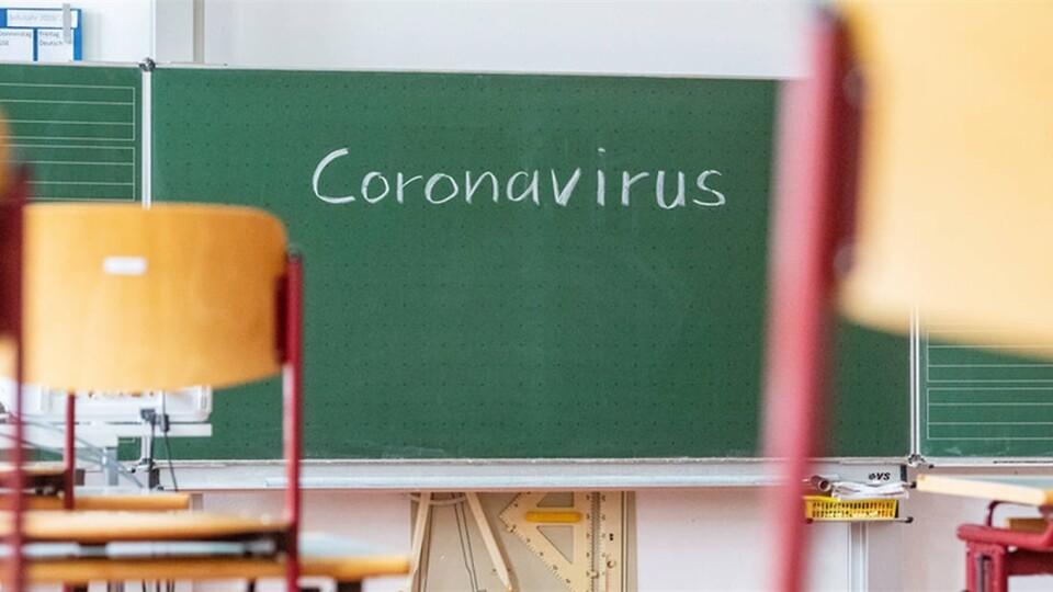 Скільки учнів на Волині хворіють на коронавірус