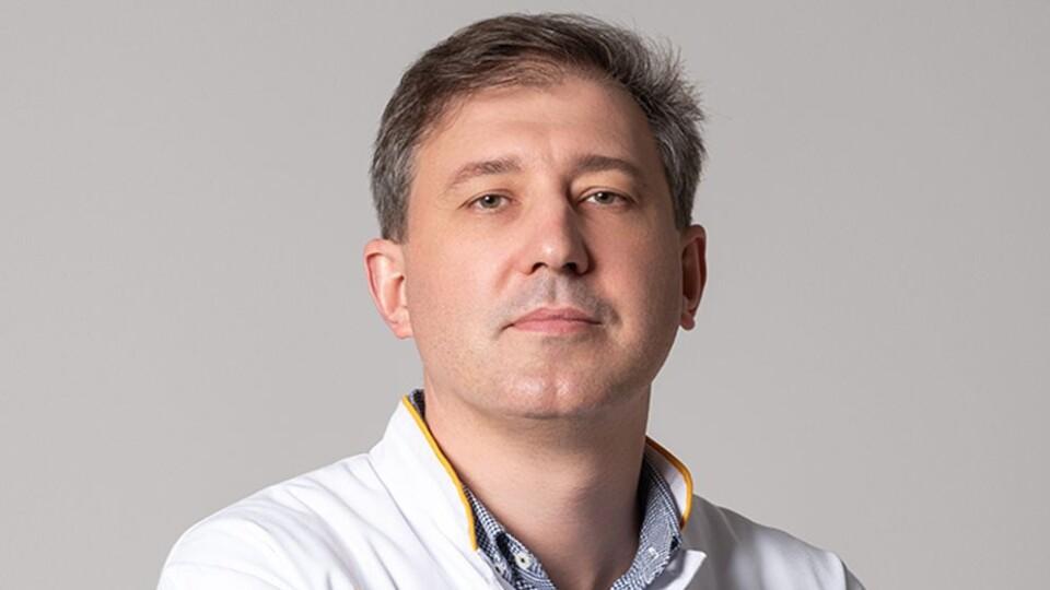 Волинський пульмонолог отримав державну нагороду від Зеленського у Києві
