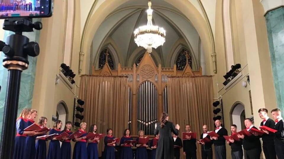 Луцький церковний хор – у фіналі Всеукраїнського конкурсу