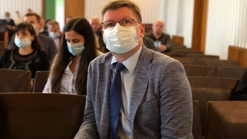 Директора Нововолинської лікарні звільнили