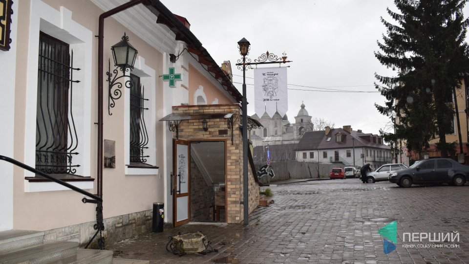 У Луцьку у Старому місті відкрили нову кав'ярню. ФОТО