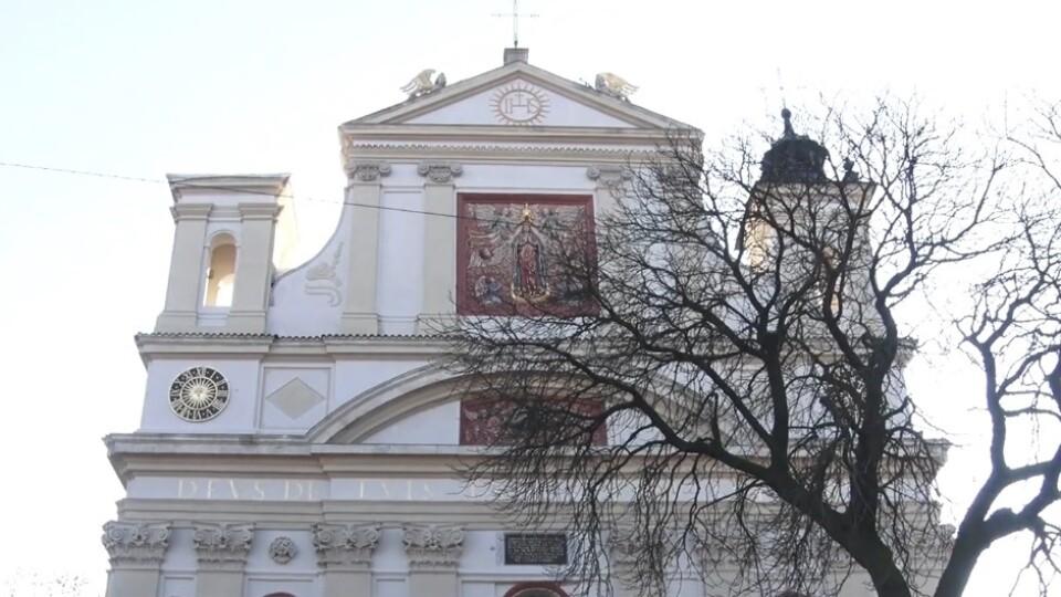 В Олиці поляки реставрують один із найстаріших волинських костелів