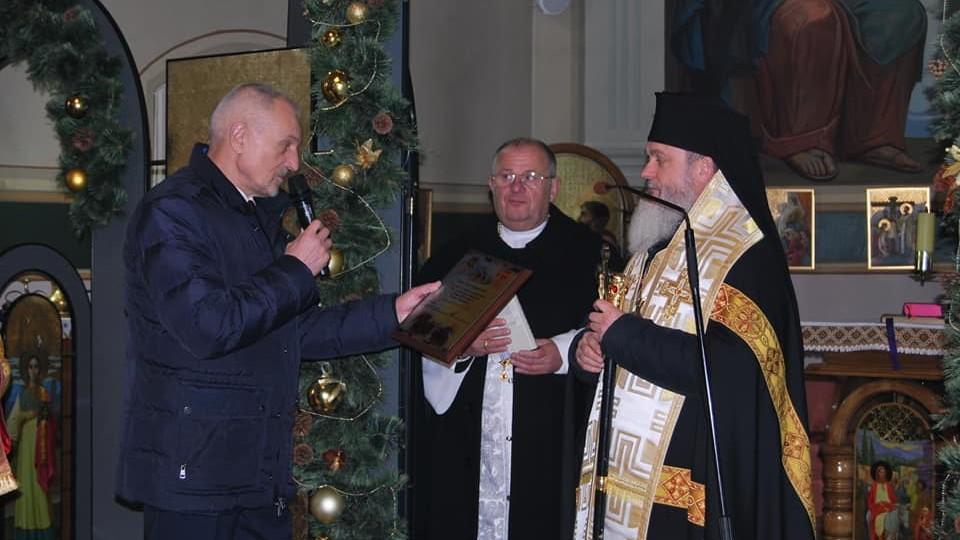Савченко відвідав різдвяні богослужіння у різних храмах. ФОТО