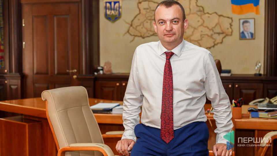 Начальник СБУ Волині Юрій Фелонюк розповів про бурштин, сепаратистів та корупцію в органах