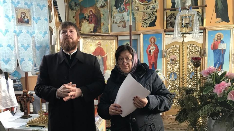 У селі на Волині заявили про перехід до ПЦУ разом із священиком. ФОТО. ВІДЕО