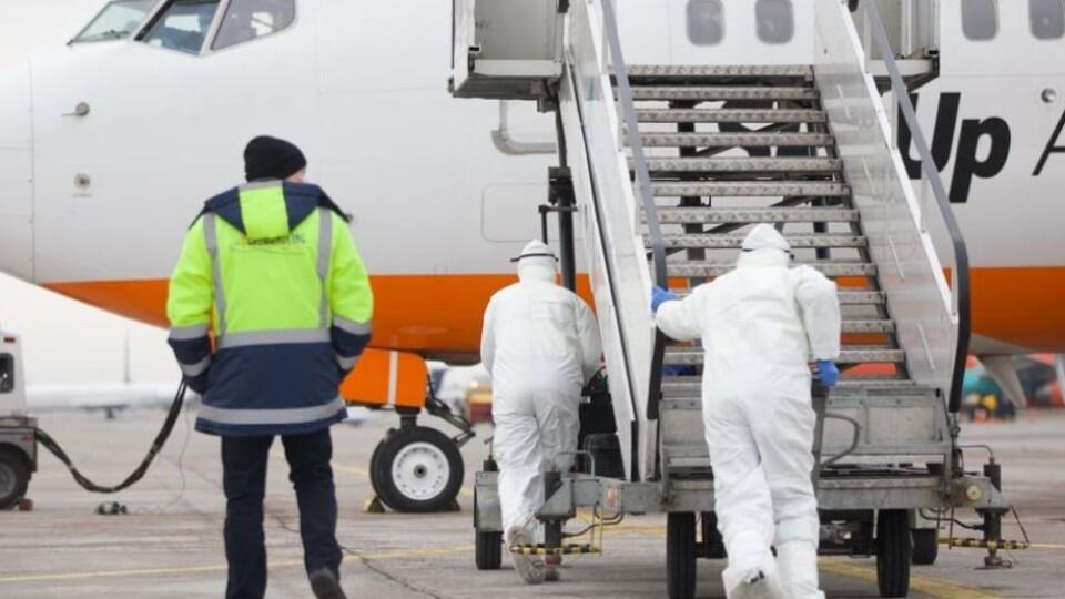 Україна готується до другої евакуації українців з Китаю