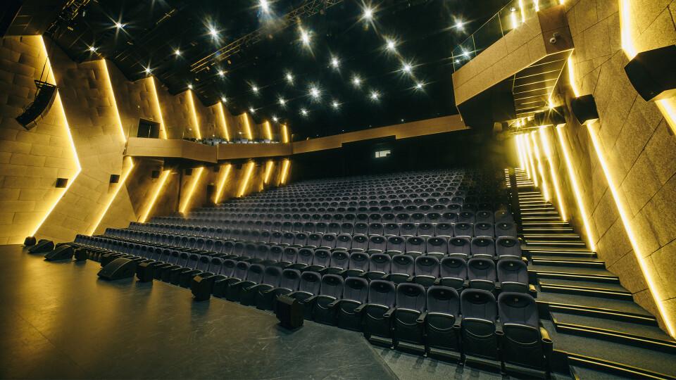 «Жовта» зона: як будуть працювати кінотеатри у Луцьку