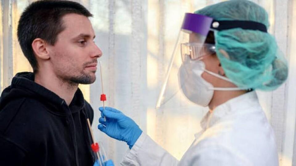 За минулу добу в Україні виявили 763 хворих на ковід