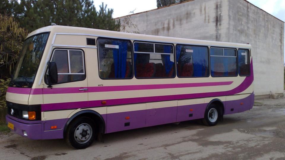 В Україні запустили онлайн-мапу автобусів. В базі – майже 4 тисячі напрямків