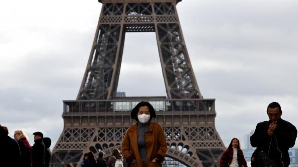 У Франції вилікували всіх хворих на коронавірус