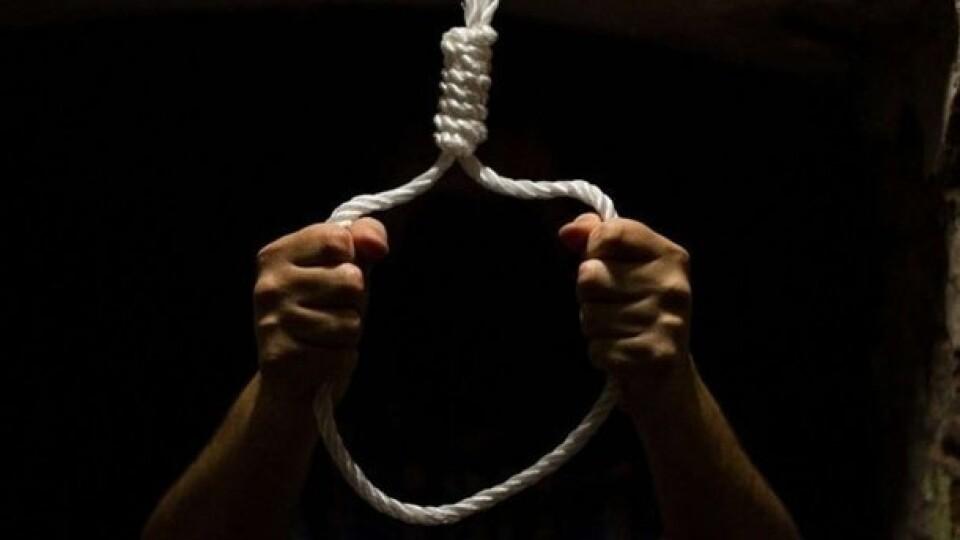 На Волині 26-річний атовець вчинив самогубство