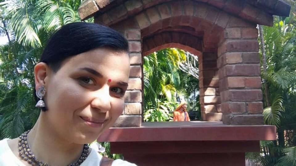 Батьківщина за 400 євро.  Лучанка, яка не може виїхати з Індії, просить допомоги