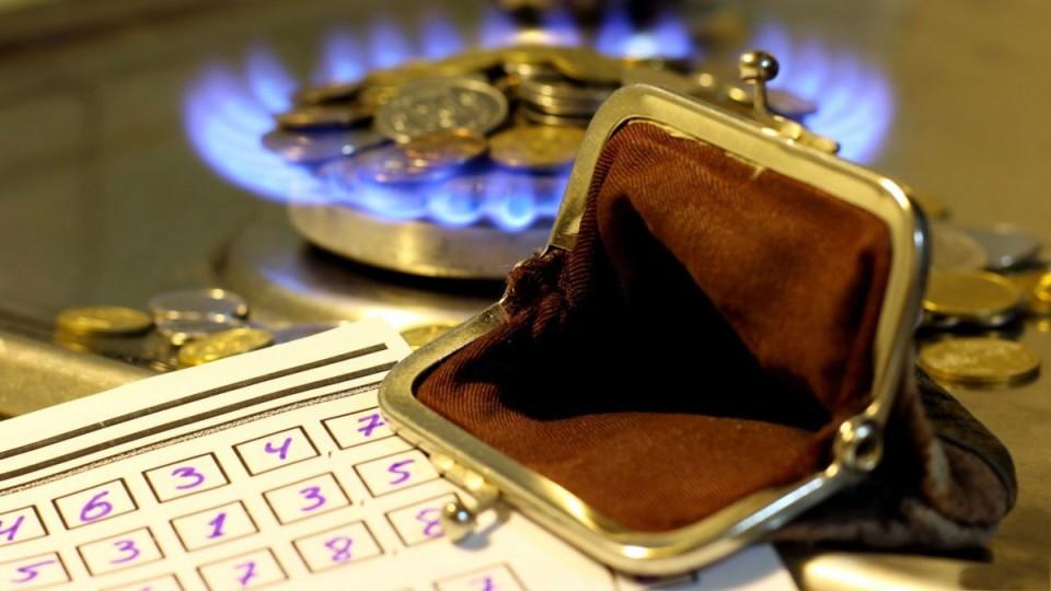 Волиняни боргують за газ сотні мільйонів гривень