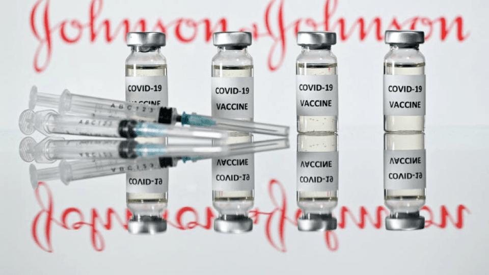 Єврорегулятор виявив зв'язок між вакциною J&J і тромбозом у венах
