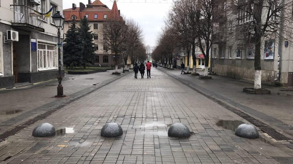 У Луцьку велосипедистам хочуть заборонити їздити вулицею Лесі Українки