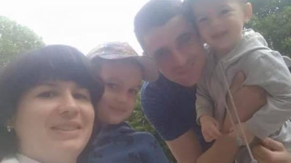Двом дітям та чоловіку, яких збило авто у Луцьку, потрібна допомога