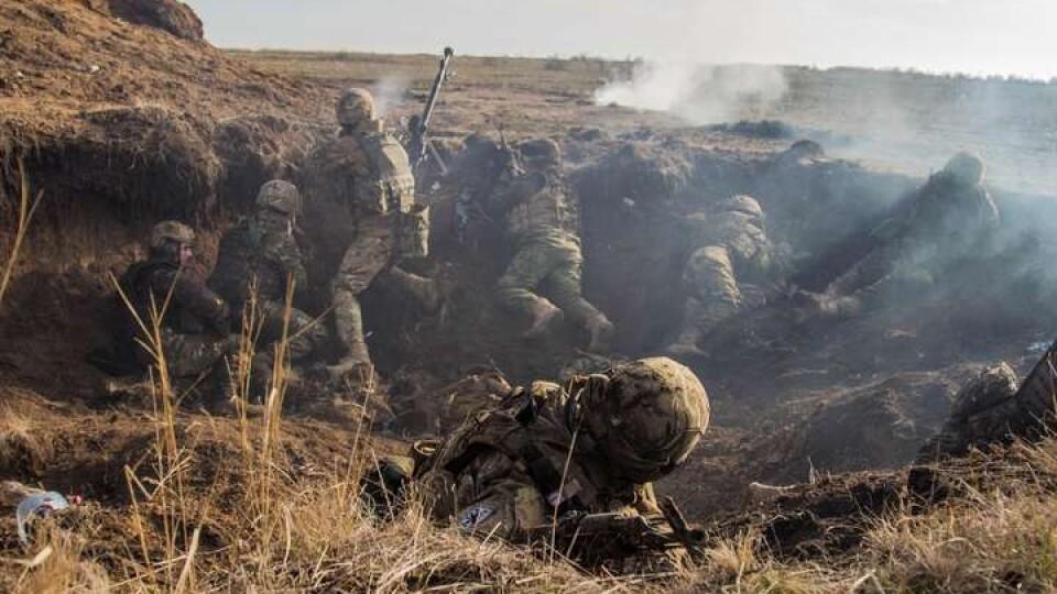 На Донбасі підірвалися двоє бійців з Волині