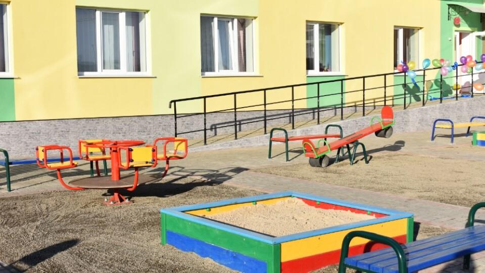 У селі на Волині відкрили дитсадок за 6,4 мільйона гривень