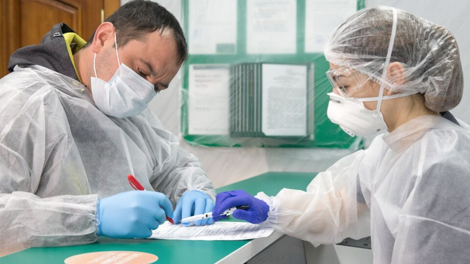 В Україні – вже 11 411 випадків коронавірусу. За добу – новий рекорд