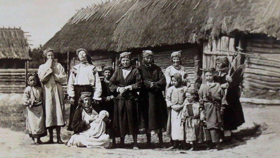 Волинські селяни на світлинах 1916 року. ЗГАДАТИ ВСЕ