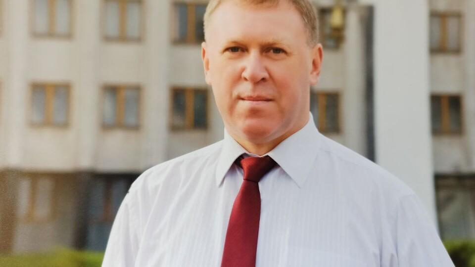 «Пріоритет – сприяти громадам у їх розвитку», – голова «ЄС» у райраді Олександр Радчук