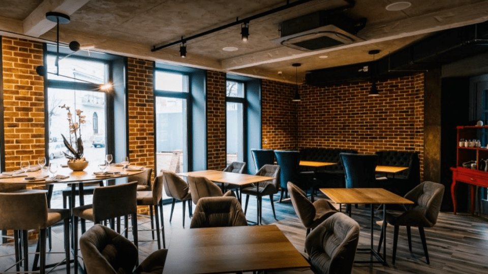 Луцький заклад увійшов у сотню найкращих ресторанів України