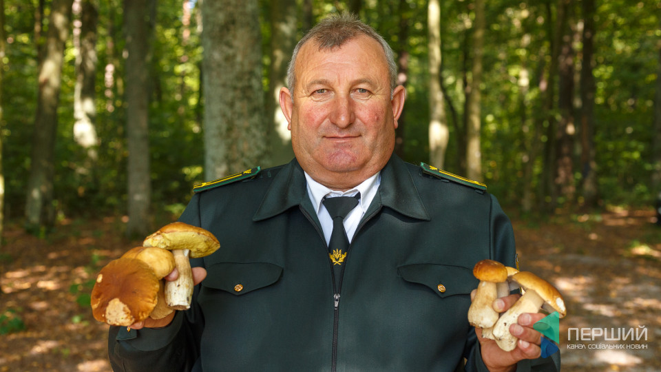 «Робота в лісі – то справжня школа життя», - лісничий Сокиричівського лісництва Леонід Чубай