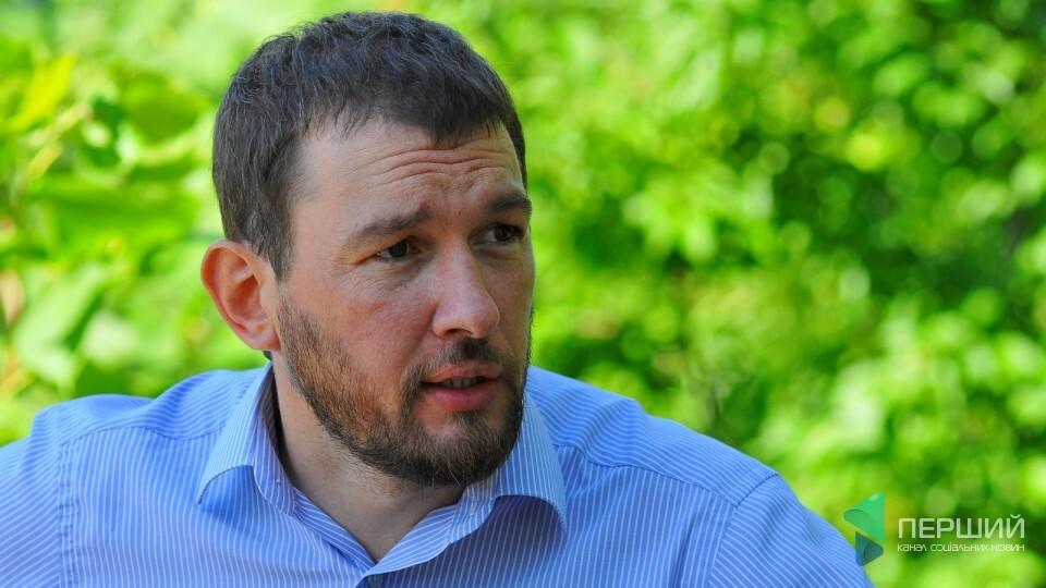 Від «Європейської Солідарності» на мера Луцька йде Юрій Моклиця