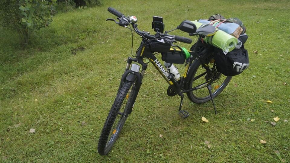 Волинянин поїхав велосипедом до Парижа