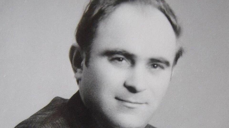 Син відомого поета з Волині Богачука створив сайт, де зібрав твори, світлини та пісні батька