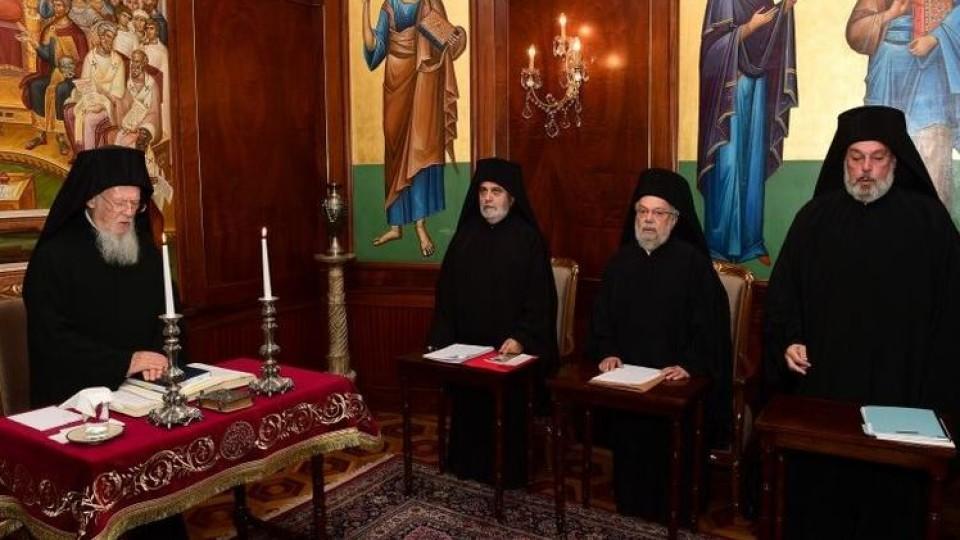 Луцький священик   став главою  Вселенського патріархату в Києві. ФОТО