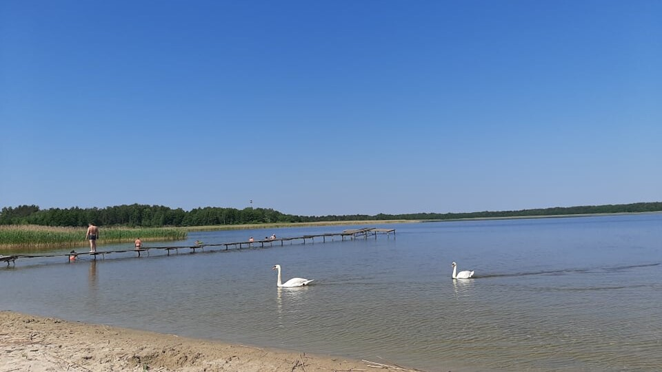 Де можна відпочити на Волині? Перелік маловідомих озер. Частина 2