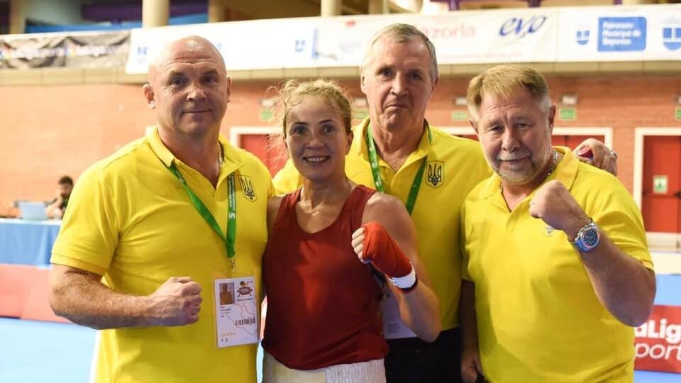 Боксерка з Ковеля здобула перемогу на чемпіонаті Європи