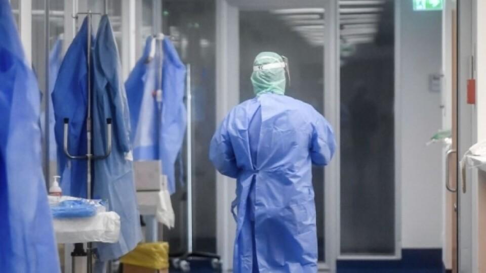 Коронавірус в Україні: 9 846 нових хворих та 317 смертей