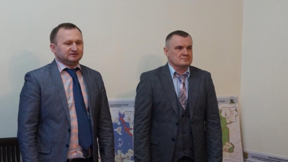 Представили нового директора національного природного парку «Цуманська пуща»